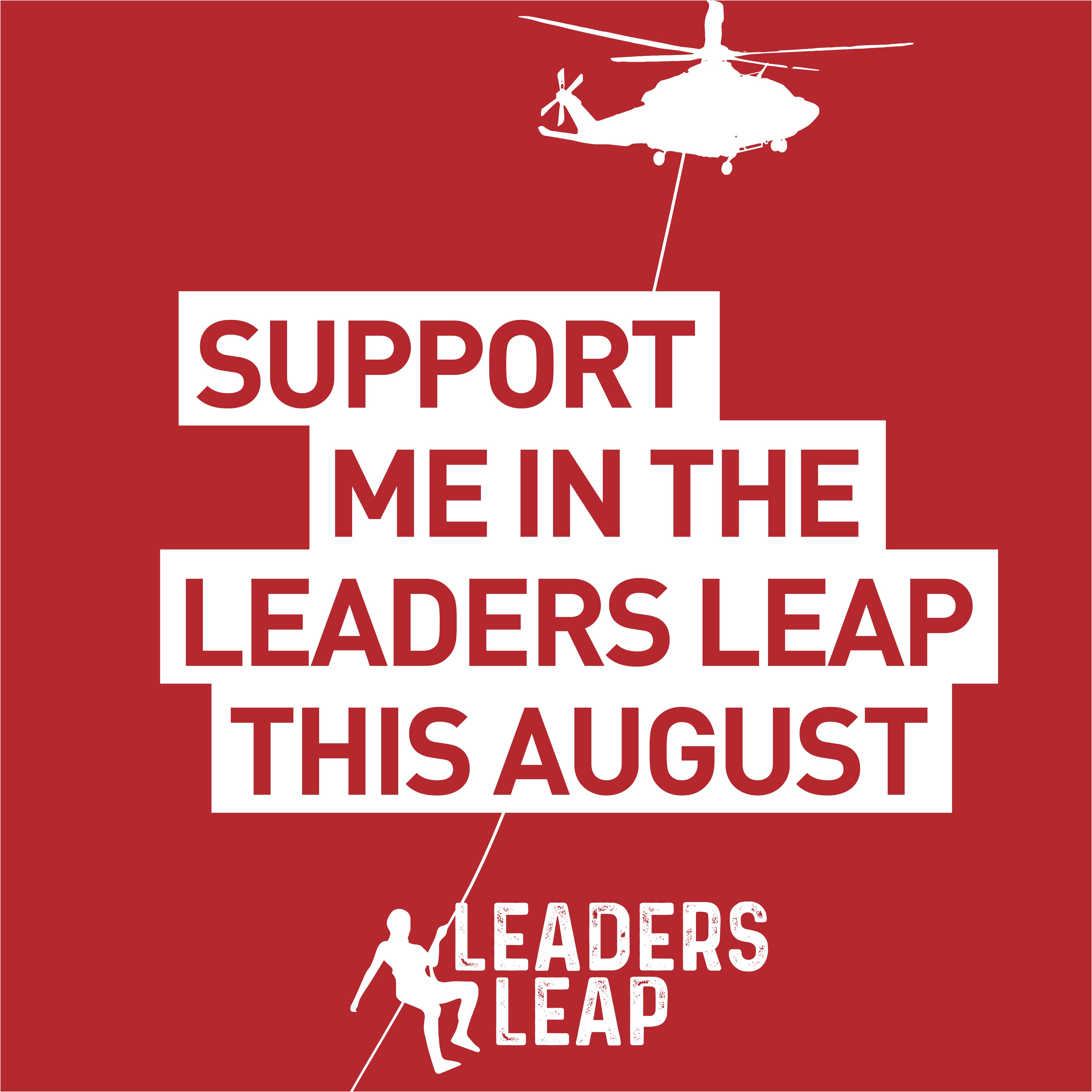 Leaders Leap Support Me Social Tile