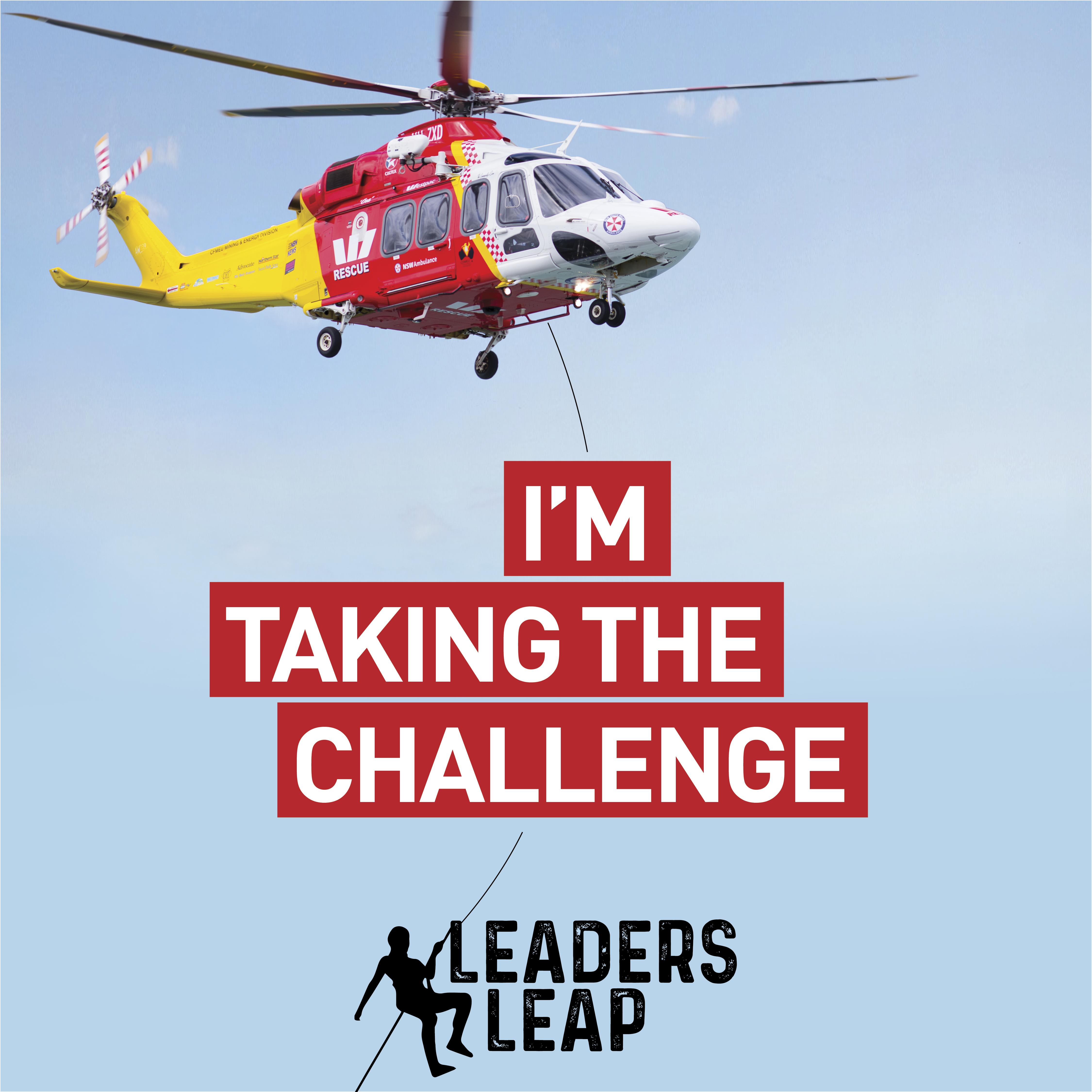 LeadersLeap Challenge BlueSky Social Tile