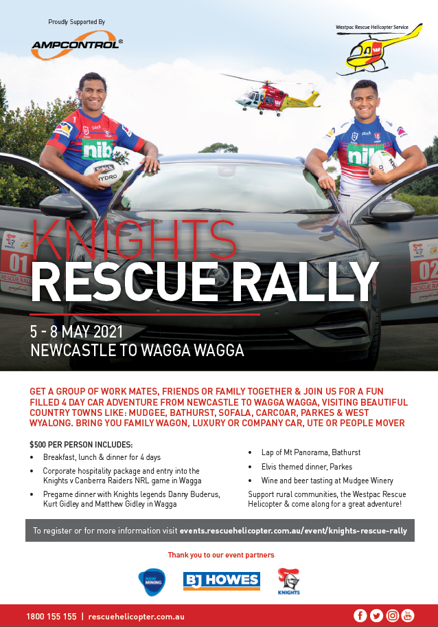 Knights Rescue Rally