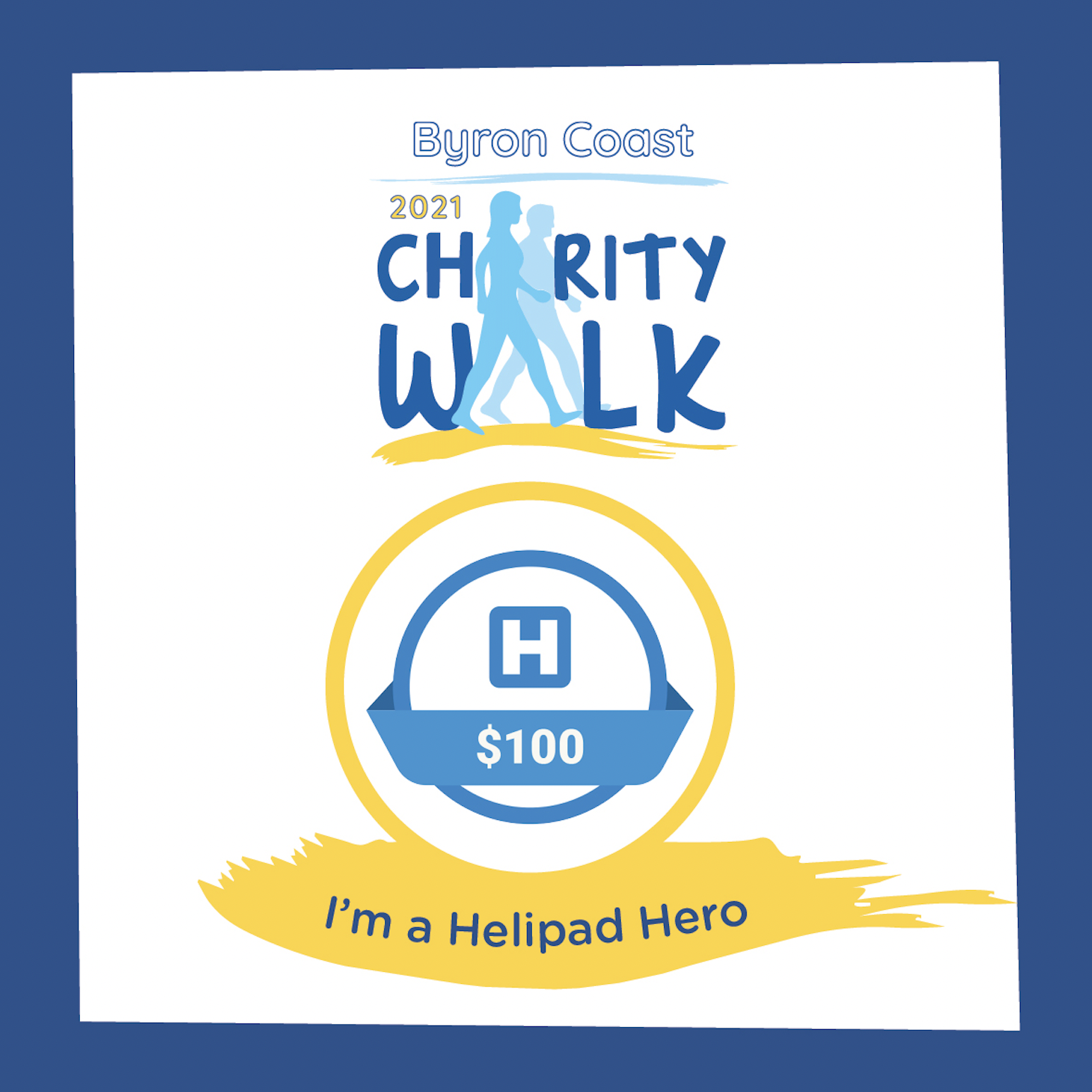 Milestone $100 Helipad Hero